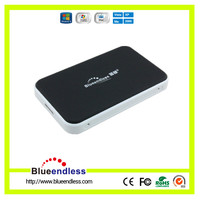 2.5 Inch Aluminum HDD Enclosure with USB 2.0 to Sata hard disk case (for 12.5MM thickness)