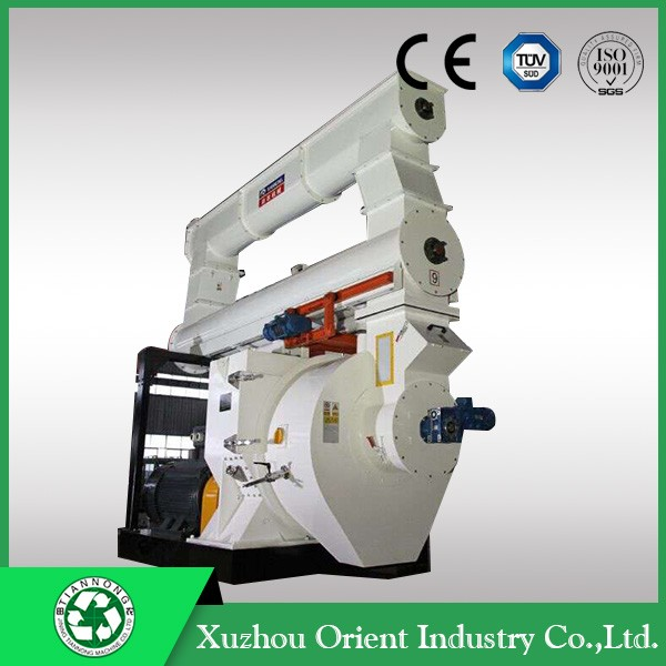 CE approved wood sawdust pellet mill