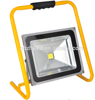CE certification portable 30W stand led working light led working lamp stand