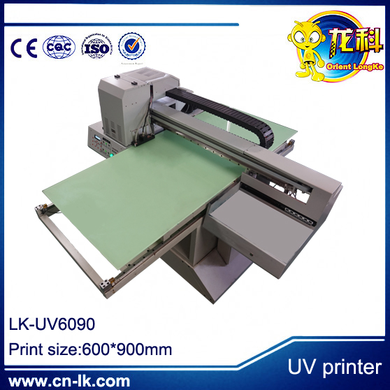 High quality UV6090 multifunctional flatbed printer inkjet cell phone case printing machine price