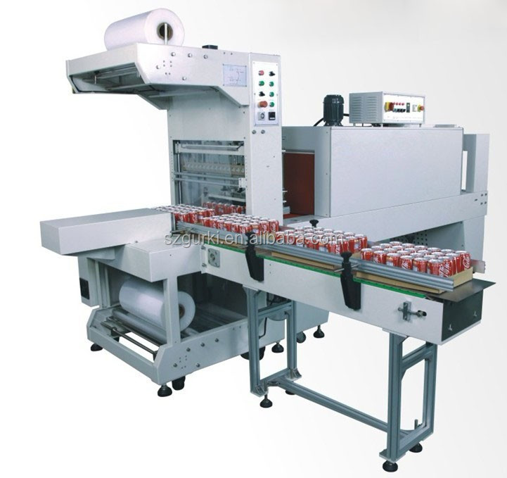 Manual Sleeve Sealer Shrink Oven
