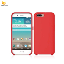 2018 New Shockproof Dust Back Cover Liquid Silicone Phone Case For OPPO R11 Flexible Soft Case