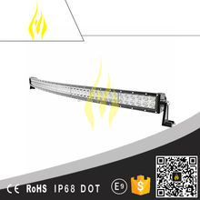 13.5inch 72w led curved led light bar for off road
