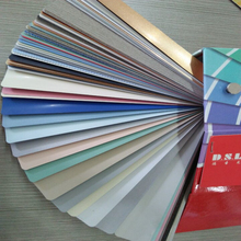 High quality coated aluminum slats for venetian blinds of various colors