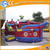 Factory Direct Large Plastic Adult Size Inflatable Water Slide for Sale