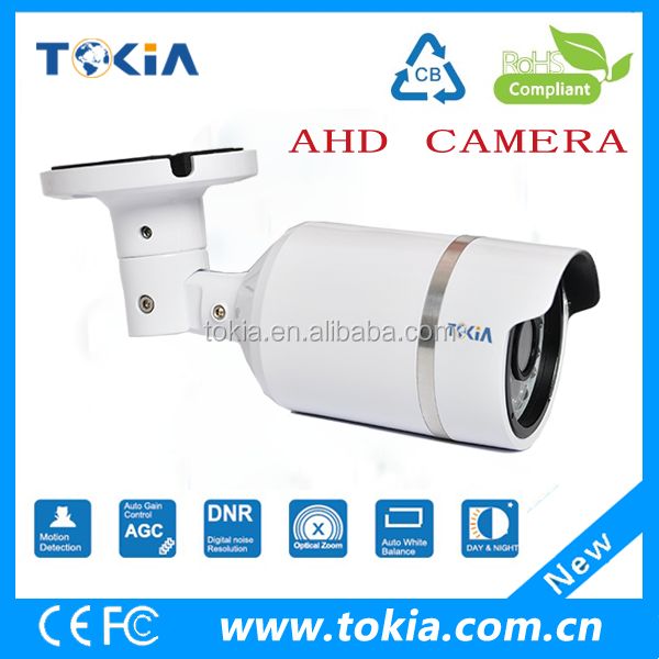 2015 April promotion 1.3MP 960P bullet AHD Camera, Full HD Camera with long IR distance only 18.5USD