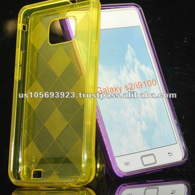 big rhombus mobile phone case for Samsung galaxy s2 I9100