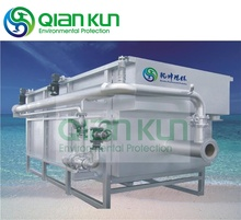 Dissolved Air Flotation Units DAF Machine For Sewage Treatment Plant