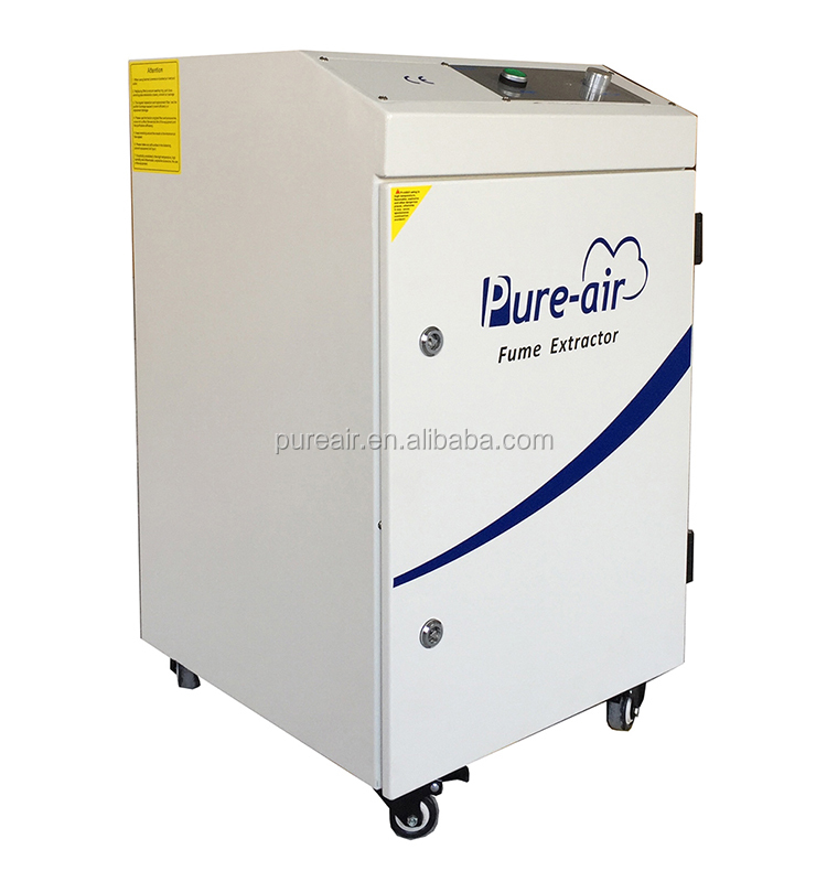 Air Filtration For Wave Soldering/Reflow Soldering With CE Certification