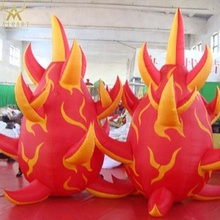 customizable Inflatable Pitaya fruit model balloon for advertising