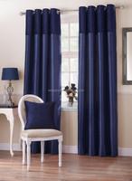 Opulence Velvet Faux Silk Curtain