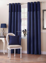 Opulence Velvet Faux Silk Curtain