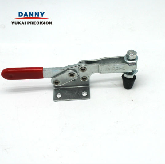 High speed horizontal toggle clamp HS-201