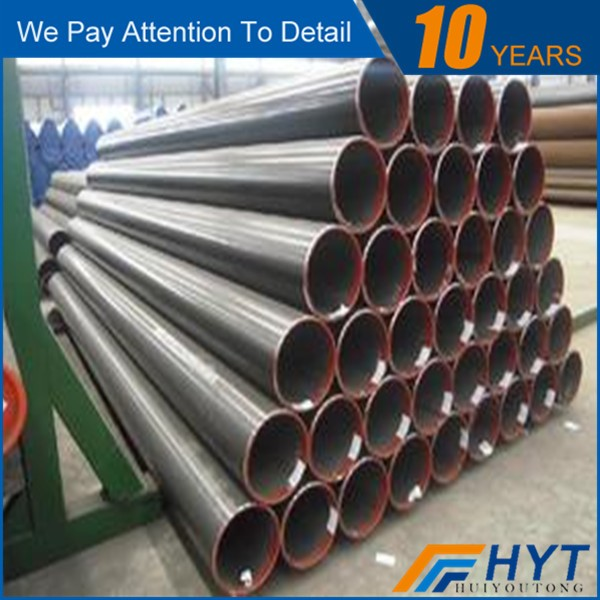 A106 Gr. B GOST 8731 Professional Manufacturer Seamless Steel Pipe
