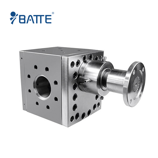 Continuous work high pressure gear pump with CE certification