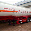 Chemical Tanker Fuel Water Tank Trailer