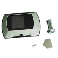Smart digital door eye viewer with 2.4 inch LCD,super province electricity