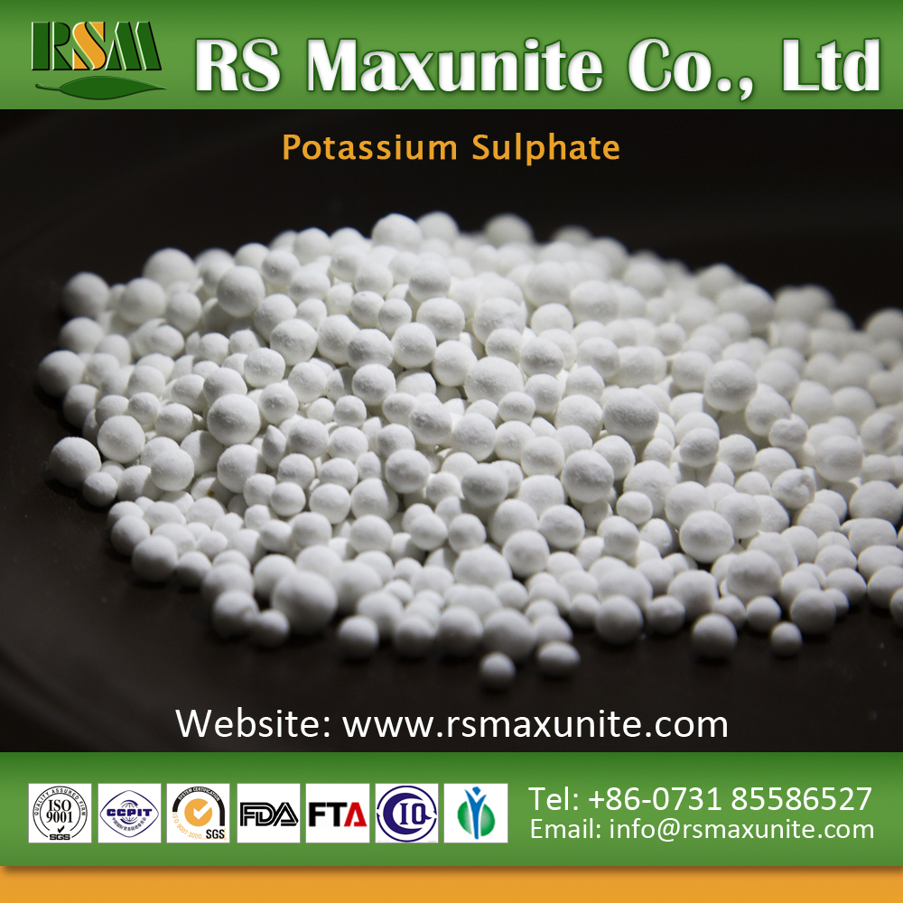 Inorganic chemical salts industry price potassium sulphate
