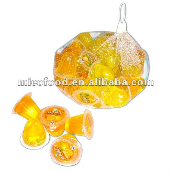 30G Jelly with fresh fruit