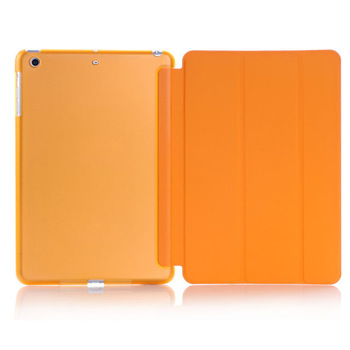 Wholesale PU leather case for ipad air case for ipad 5