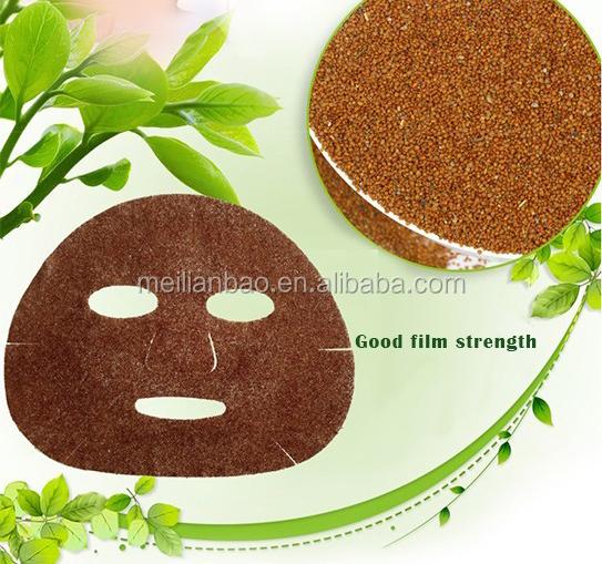 Natural pure germinate seaweed seed soft mask powder sodium alginate mask