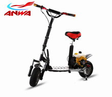 2017 newly 4 stroke cheap mini gas scooter 49cc/gas skateboard 50cc