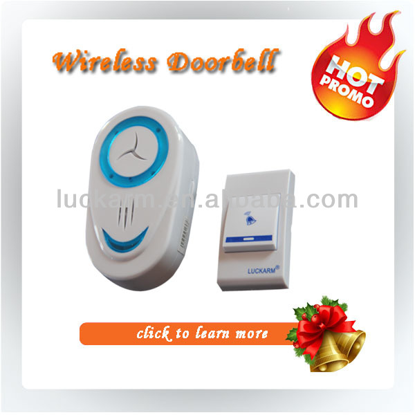 Wireless Remote Control funny doorbell