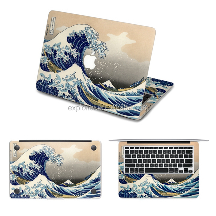 3m vinyl portable jotter decoration for Macbook Retina15 inch skin