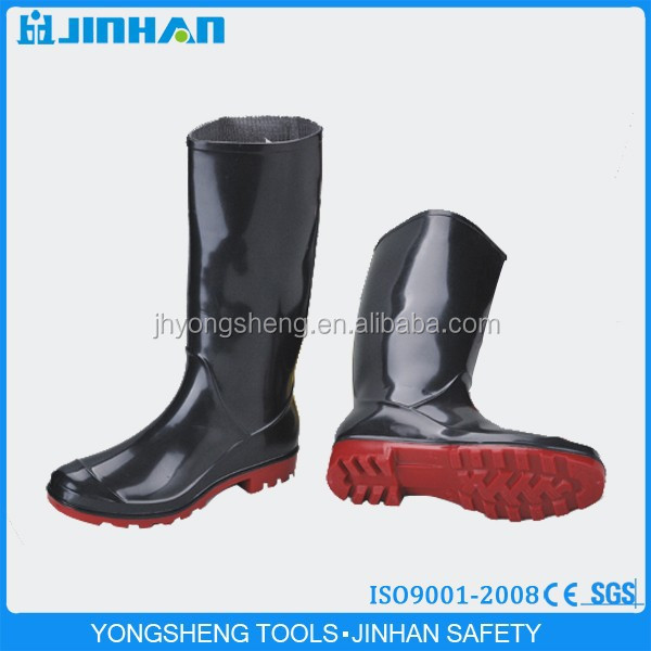 JINHAN BRAND Cheap And High Quality Women PVC Rain Boot