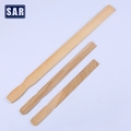 Eco-friendly paint mixing wooden stirring stick