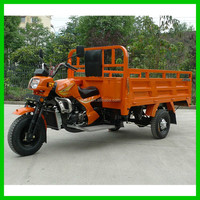 Heavy Duty Cargo 3 Wheel Motorcycle Tricycle for Sale