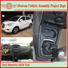 CKD SKD Term Fashional 4x2 Electric SUV Car Price