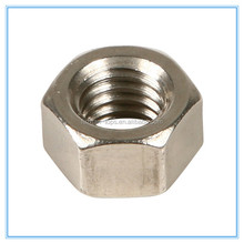 316 Stainless Steel Full Hex Nuts