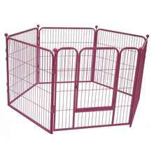 Designer dog kennel run outdoor dog kennel buildings MHD009-B