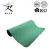 "Eco Non-toxic Anti-Slip Custom Printing TPE Yoga Mat/ Eco Yoga Mats, 100% TPE, Closed Cell, Extra Long at 24"" x 72"""