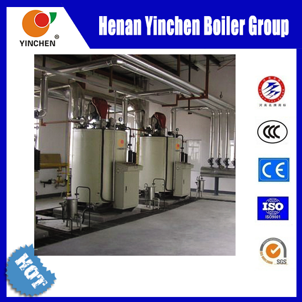 First-class once-through oil or gas fired steam generator 1 mw price