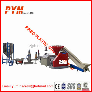 Innovation cost of plastic recycling machine