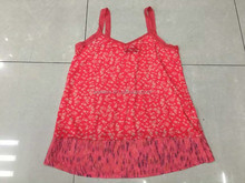 Summer high visibility cheap ladies vest liquidation clearance