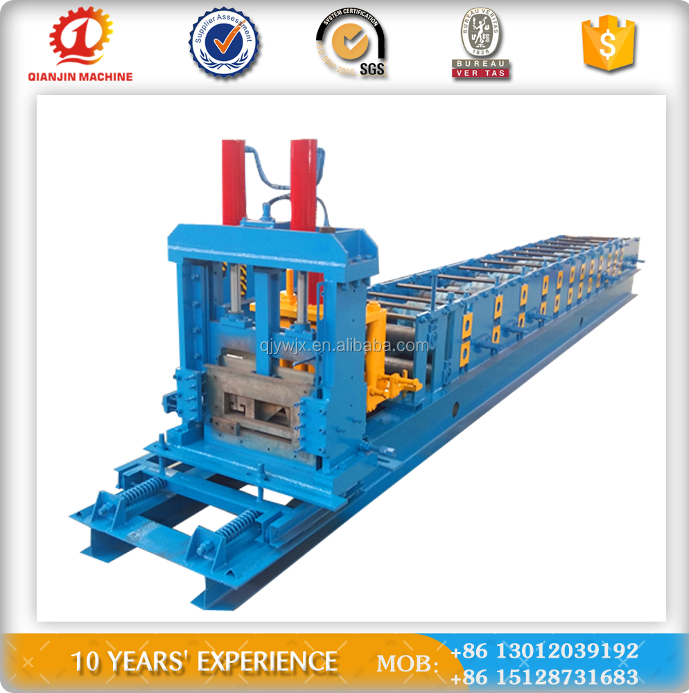 Metal plate philippine roof tile double layer c roll forming machine