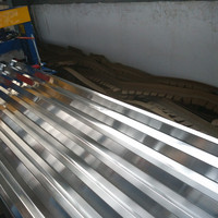 Aluminum Price Corrugated Aluminum Sheet for Roofing Material
