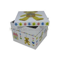 2014 Cheap Price Gift Decorative Food Grade Paper Hot Dog Paper Box