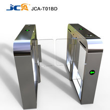 Bidirectional high speed gate access control management system