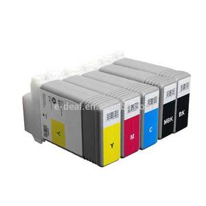 With Ink and Chip Compatible for Canon IPF500 IPF510 ink cartridges
