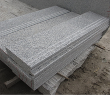 G603 Grey Granite Outdoor Stone Stair