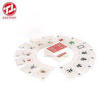 Eastony Traditional Chinese Mahjong Playing Cards
