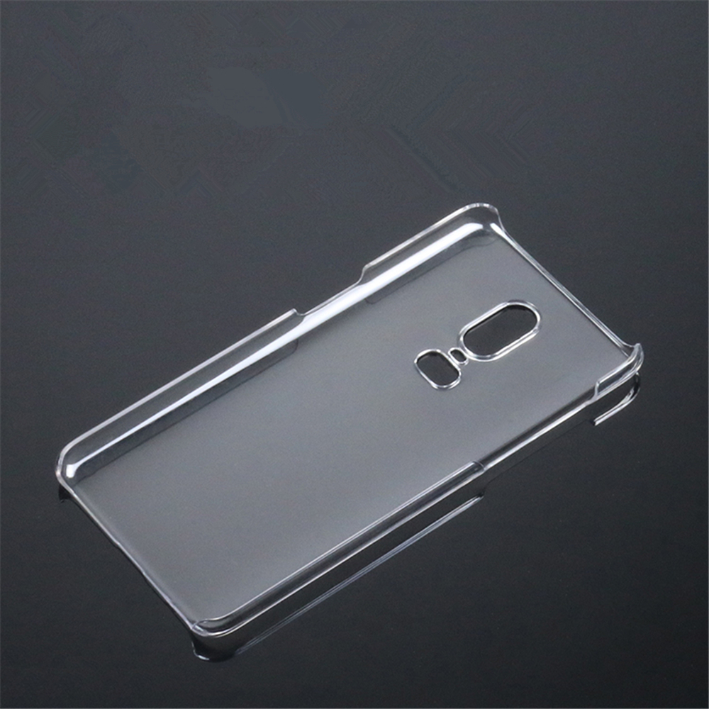 Clear Sublimation PC Cases Blank Phone Case for Iphone 5 6 7 8 X