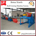 Color Steel Sheet Coil Uncoiling Leveling slitting And Recoiling Line