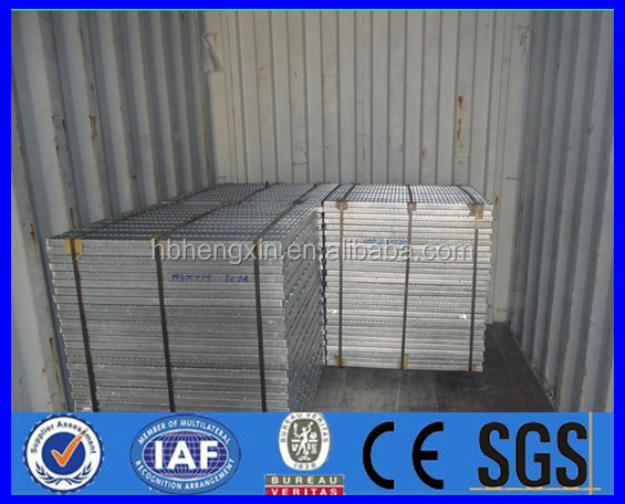 Galvanized Custom Size steel welded grill grates