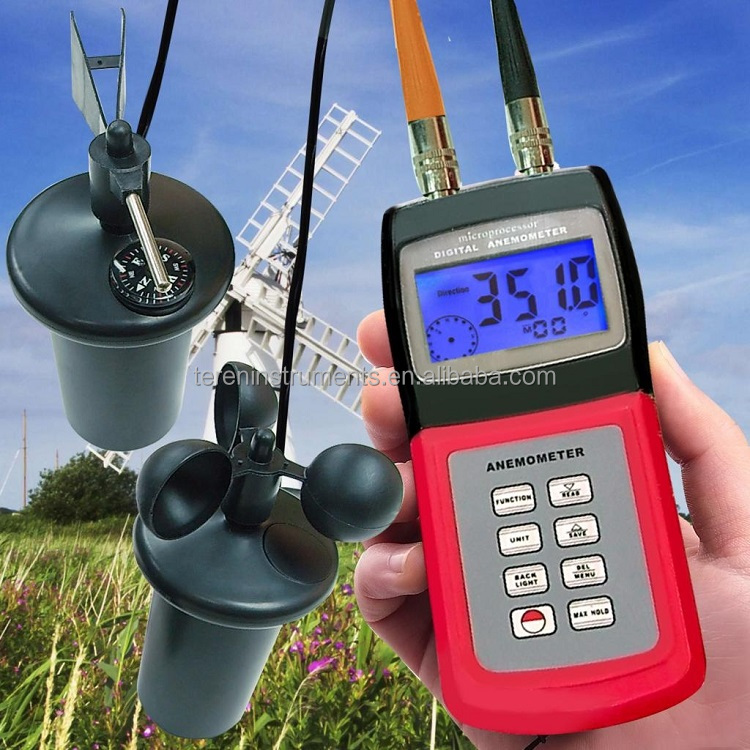 Low Cost Explosion Proof Coal Mine Electronic Wind Anemometer