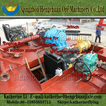 River Sand Suction Hopper Dredger Vessel